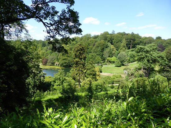 Stourhead House and Garden: Just so attractive