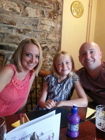 Carpenters Arms: The Harrison's