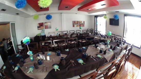 Hotel Real del Rio Tijuana: Salon Gran Real