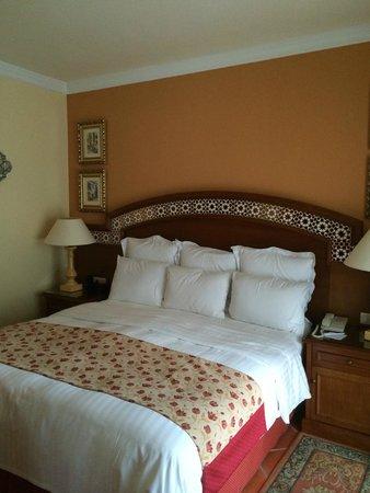 Marriott's Playa Andaluza: Main Bedroom of 2 Bedroom Unit