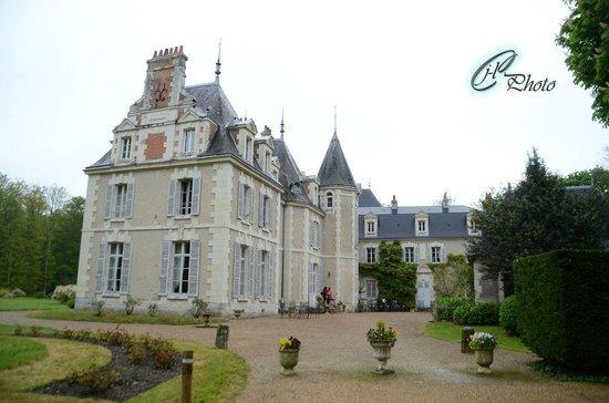 Chateau du Breuil : La vue du chateau