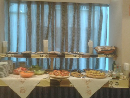 Hotel Clipper : buffet