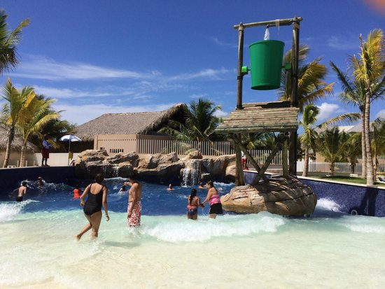 Wave Pool At Memories Picture Of Royalton Punta Cana