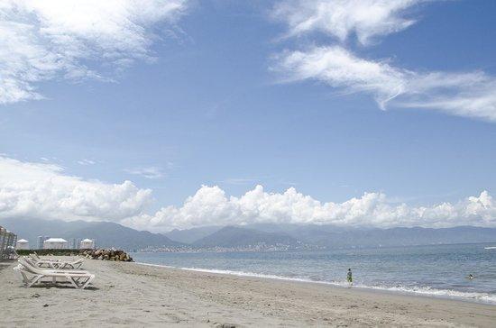 Velas Vallarta : View of the beach