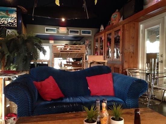 LeLu Coffee Lounge: inside Lelu