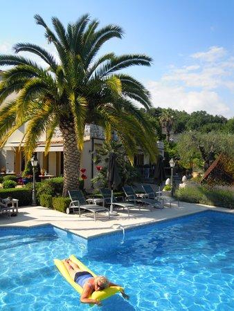 Villa Cedria : tuin