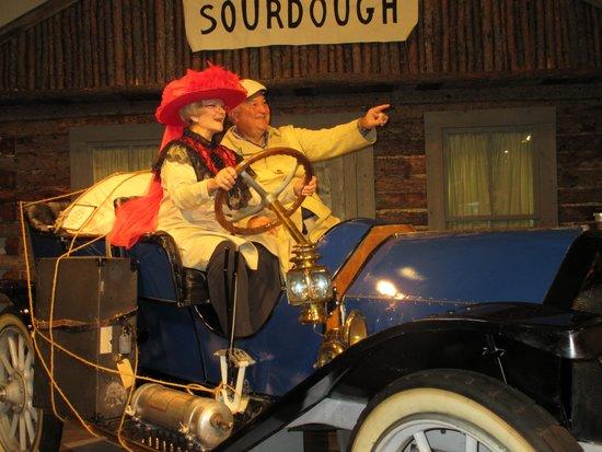 Fountainhead Antique Auto Museum: Motoring in Alaska