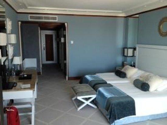 Grande Real Villa Italia Hotel & Spa : chambre