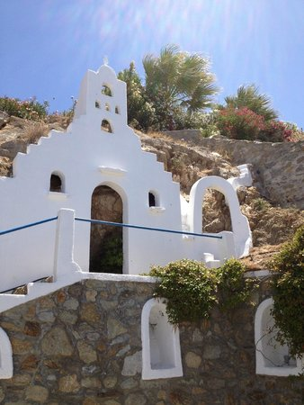 Little Rochari : chapel at the hotel