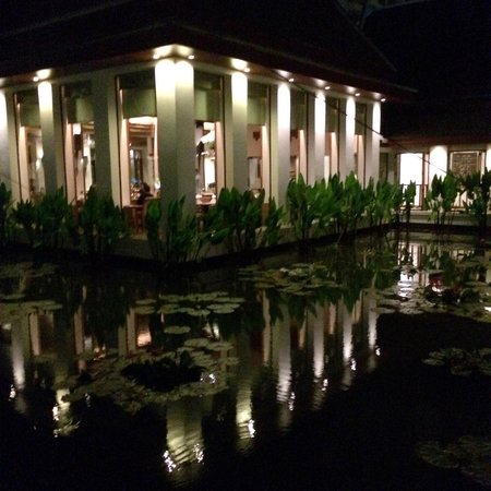 The Sukhothai Bangkok: By night