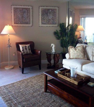 Ocean Pointe Suites at Key Largo: Beachy!