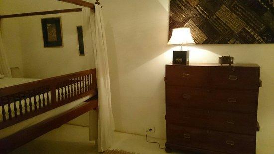 Chambre 4 à la closerie