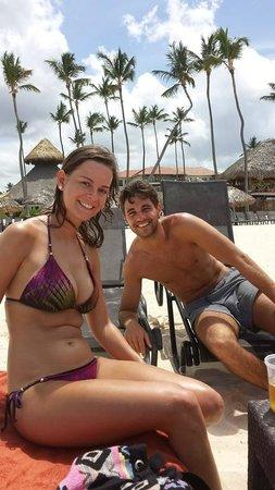 Now Larimar Punta Cana: our irish friends