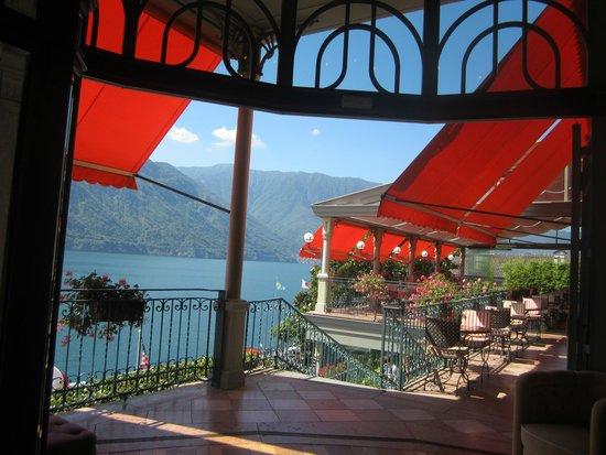 Grand Hotel Tremezzo: Bar area