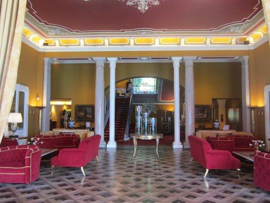Grand Hotel Tremezzo: Lobby