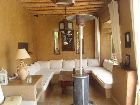 Villa 55: Accueil chaleureux pour prendre le thé