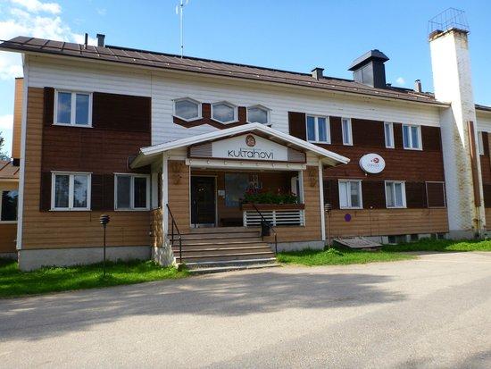Tradition Hotel Kultahovi Inari : Vooraanzicht