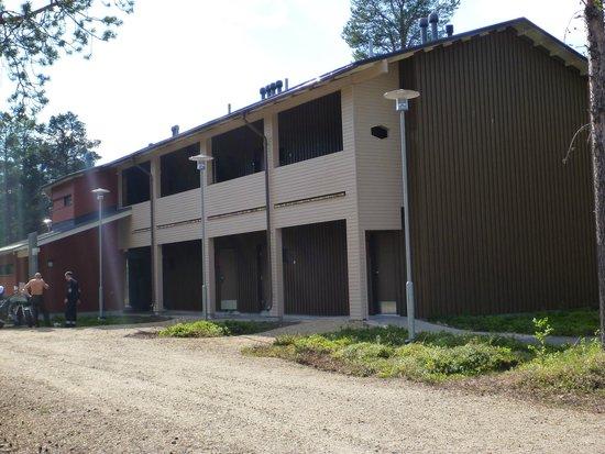 Tradition Hotel Kultahovi Inari : Nieuwbouwdeel