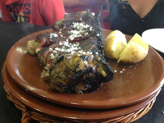 Tomeu restaurante: Carne Gallega