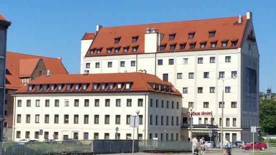 Qubus Hotel Gdansk: Hotel Qubus