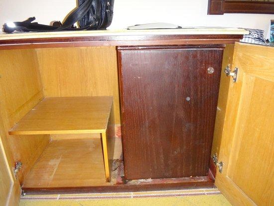 Sentido Palm Royale Soma Bay: refrigerator
