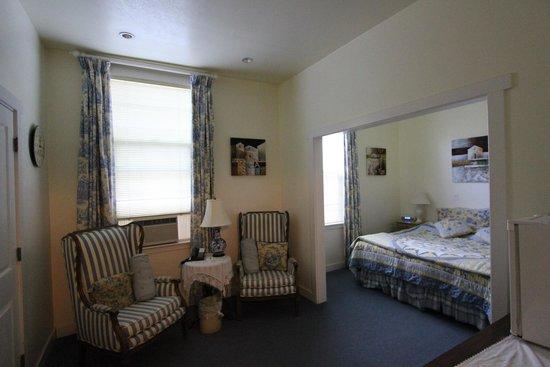 San Anselmo Inn: Junior Suite