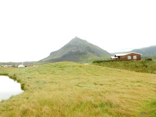 Región Occidental, Islandia: landscape