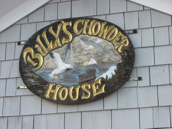 Billy's Chowder House : Billy's