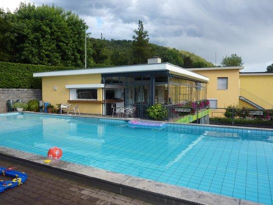 Hotel Vezia: la piscine