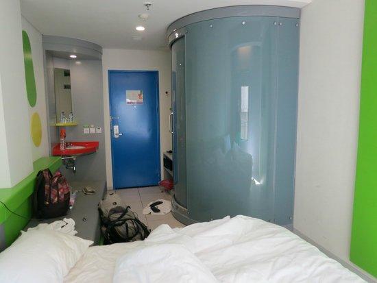 Hotel Kemang Jakarta Ingebouwde Badkamer