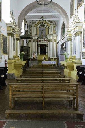 Belmond Palacio Nazarenas: The chapple