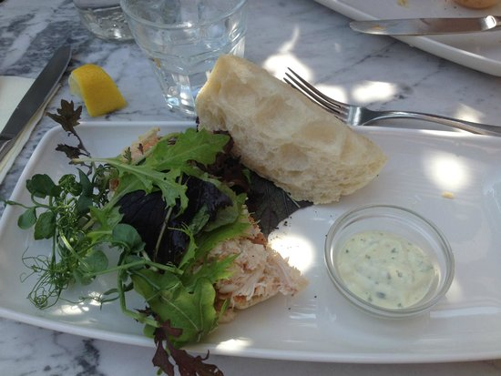 Sage: beautiful food but hardly any of it!
