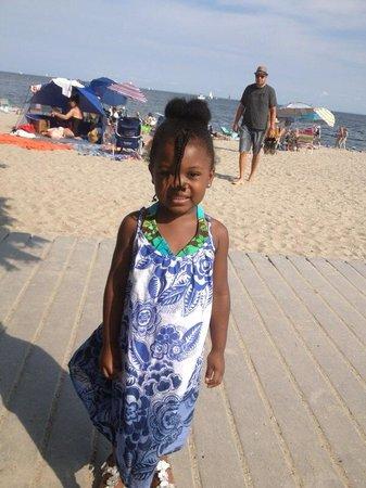 Compo Beach: fun in the sun