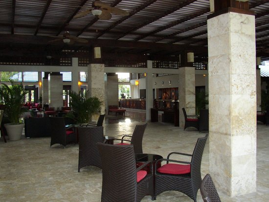 Dreams La Romana Resort & Spa : reception