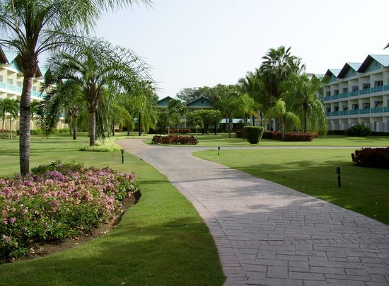 Dreams La Romana Resort & Spa : garden