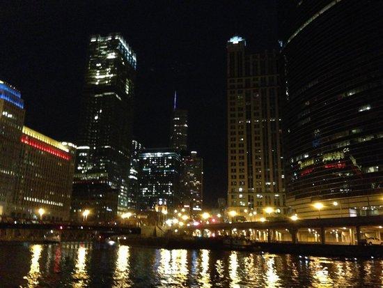 Shoreline Sightseeing : Chicago at night #1