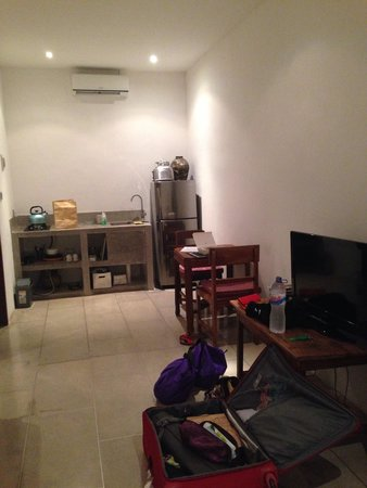 The Apartments Canggu: Pink