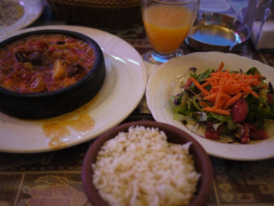 Cappadocian Cuisine: Vegetarian friendly and taste like home.... Excellent service, the staff are so friendly. Very r