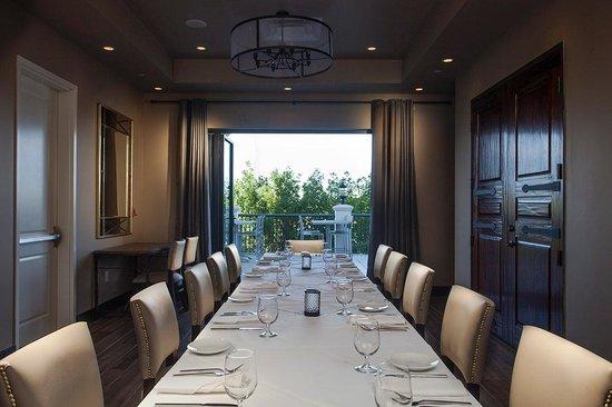 Kimpton Hotel Zamora: Private Dining Room