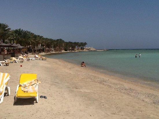 Eden Village Habiba Beach : spiaggia caraibica