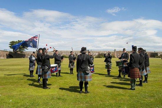 Viajar Por Escocia Tours en Español: Fort George