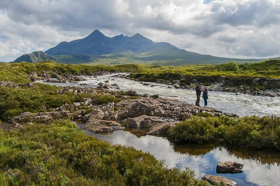 Viajar Por Escocia Tours en Español: En la Isla de Skye