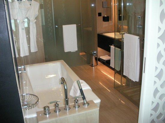 Sofitel Abu Dhabi Corniche: bagno 1