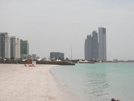 Sofitel Abu Dhabi Corniche: spiaggia gate 5