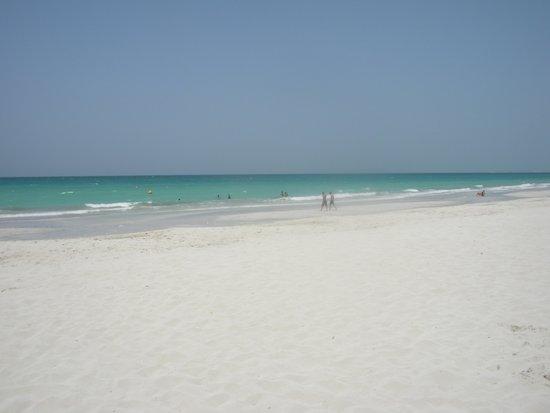 Sofitel Abu Dhabi Corniche: Sadhyaat Island