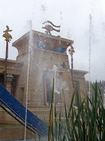 Parc Astérix : Oziris