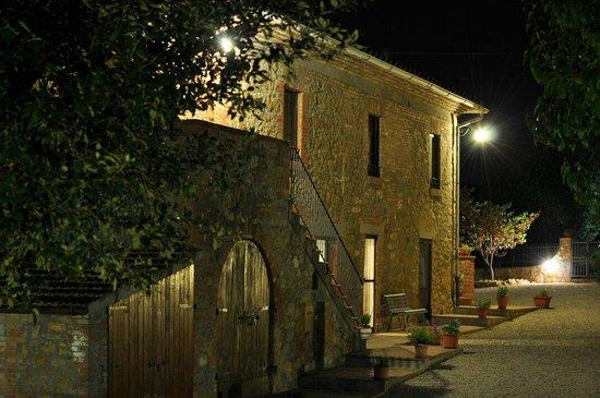 Agriturismo Bonellino Vecchio: E'magico anche di notte Tixy63