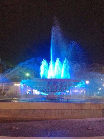 Nam Phou Fountain : mystique