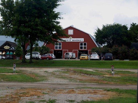 Agricenter International Rv Park Memphis Tn