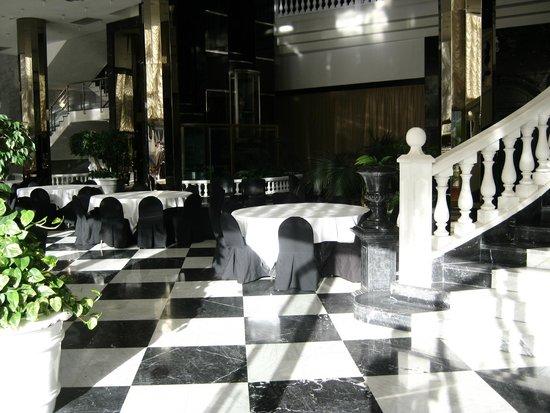 Cleopatra Palace Hotel: ristorante